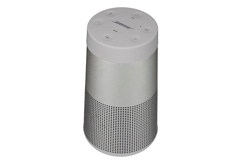 bose soundlink revolve bluetooth speaker 12 hr gary anderson. Black Bedroom Furniture Sets. Home Design Ideas