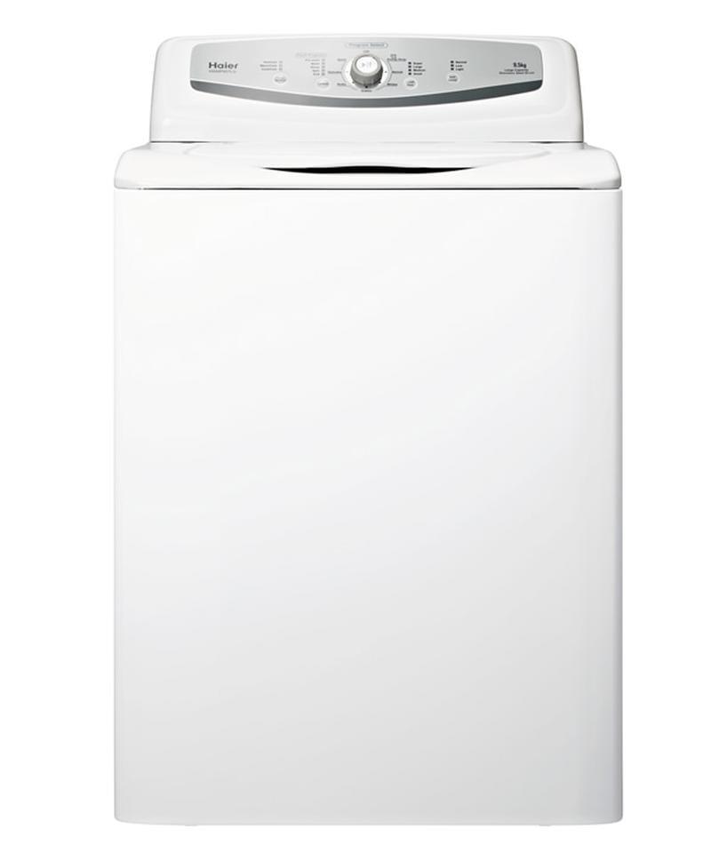 Haier HWMP95TLU 9.5kg Top Load Pulsator Washing Machine ...