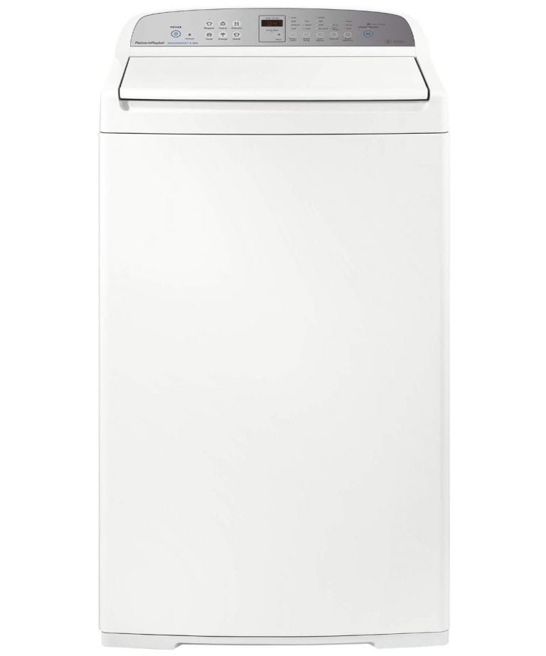 Fisher Amp Paykel Wa1068g1 10kg Top Load Washing Machine