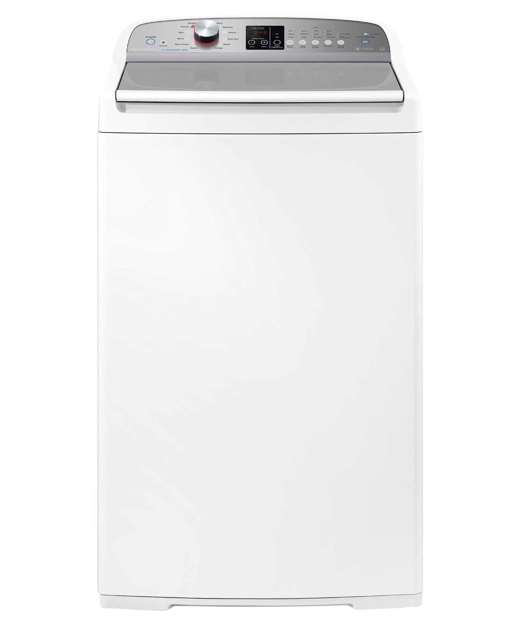 Fisher & Paykel WL8060P1 8kg Top Load Washing Machine ...