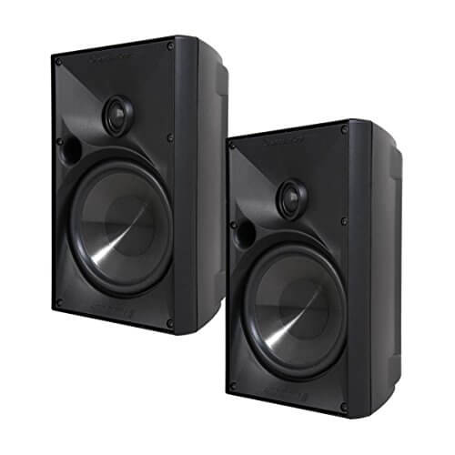 Speakercraft Oe6 One Indoor Outdoor Speaker Pair Gary