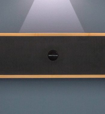 Orbitsound One P70 Soundbar Bamboo