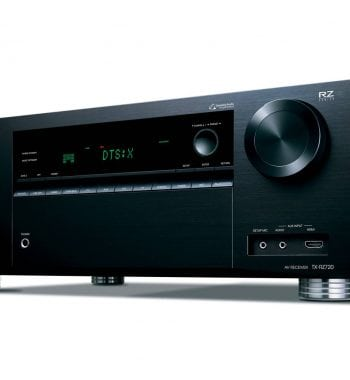 Onkyo TXRZ720B 7.2 Channel Network AV Receiver