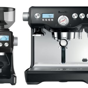 Breville BEP920BKS Dynamic Duo Coffee Machine