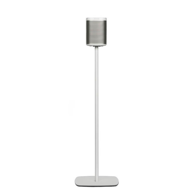 flexson floor stand for sonos play 1 single gary anderson. Black Bedroom Furniture Sets. Home Design Ideas