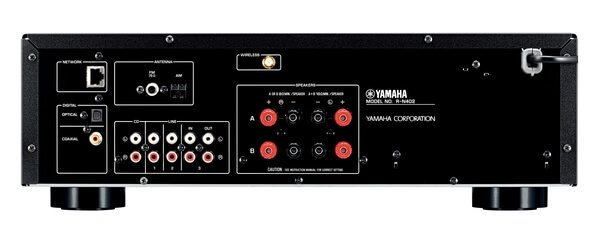 yamaha r n402 hifi receiver musiccast sale gary anderson. Black Bedroom Furniture Sets. Home Design Ideas