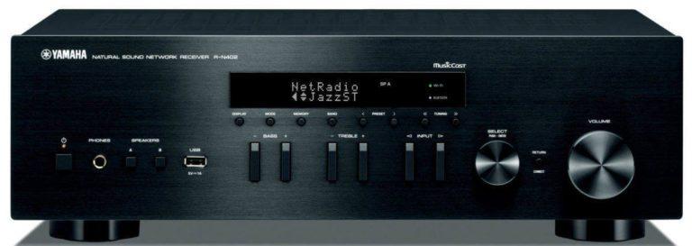 yamaha r n402 hifi receiver musiccast sale gary anderson. Black Bedroom Furniture Sets. Home Design Ideas