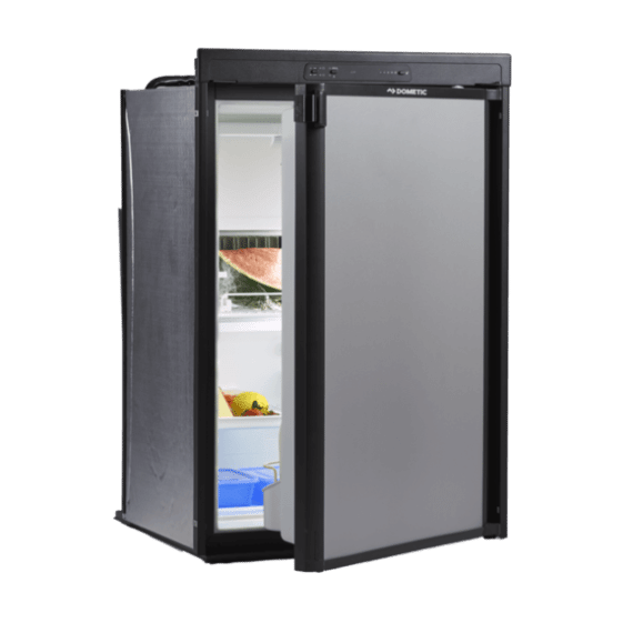 dometic rm2555 fridge150 litres 3 way build in auto energy select gary anderson. Black Bedroom Furniture Sets. Home Design Ideas