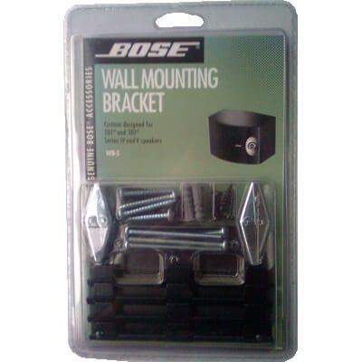 Bose Wb 3 Bookshelf Speaker Wall Brackets Gary Anderson