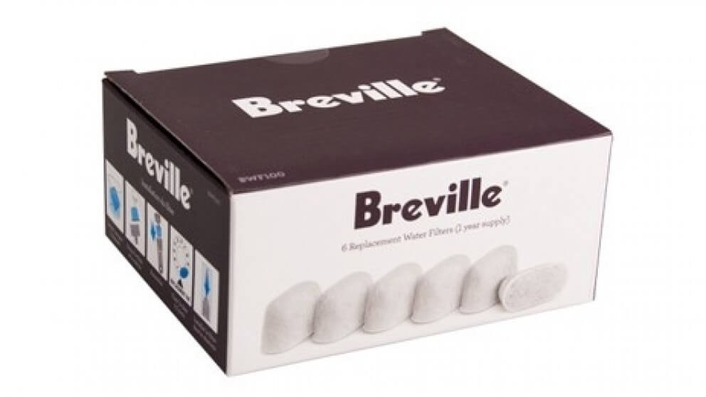 Breville Charcoal Water Filters Bwf100 Gary Anderson