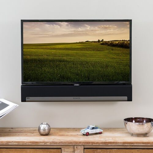 Flexson Flat To Wall Mount For Sonos Playbar Gary Anderson