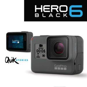 GoPro HERO6 Black Camera.SALE