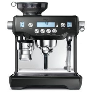 Breville BES980BKS The Oracle Coffee Machine