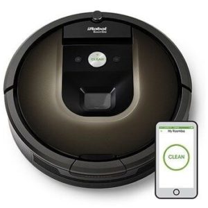 iRobot Roomba 980 Robot Vacuum. SALE