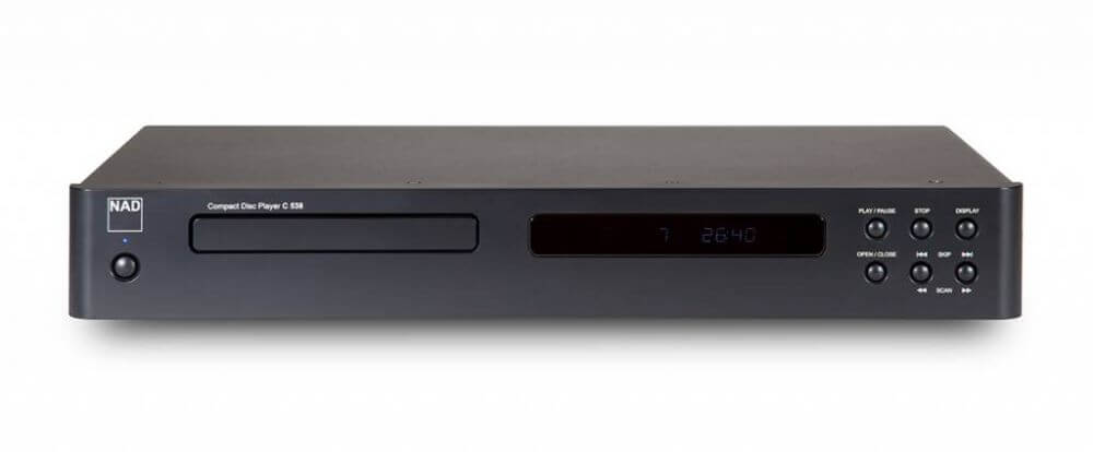 nad c538 cd player free delivery gary anderson. Black Bedroom Furniture Sets. Home Design Ideas