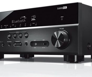 Yamaha RX-S602 Slimline 5 1-Channel AV Receiver with MusicCast