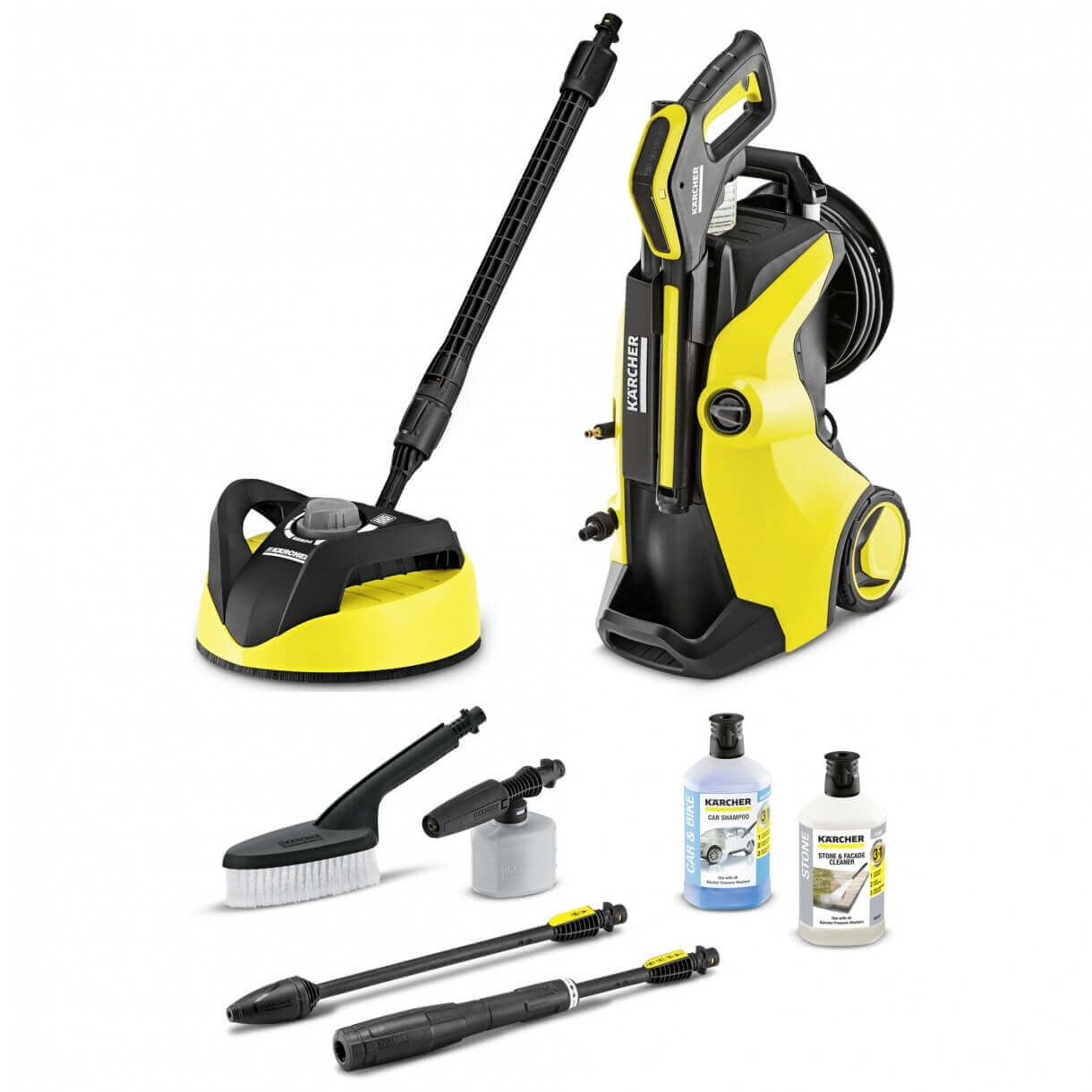 karcher k5 premium plus full control home car deluxe gary anderson. Black Bedroom Furniture Sets. Home Design Ideas