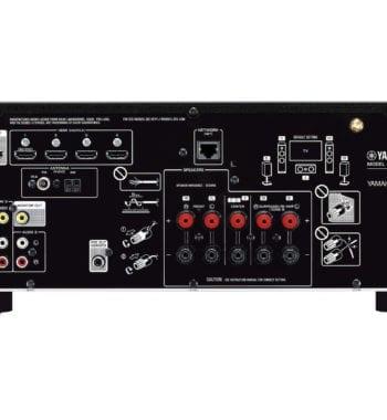 Yamaha Rx V485 5 1 Channel Musiccast Av Receiver Gary