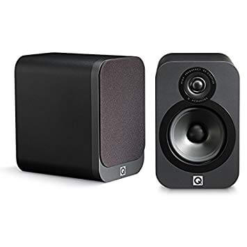 Q Acoustics 3020 Compact Bookshelf SpeakersSALE