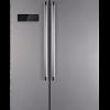 Eurotech 562L ED-RFSS562SS Side by Side Fridge Freezer