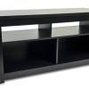 AV/TV Cabinet, 1200mm wide, Black finish